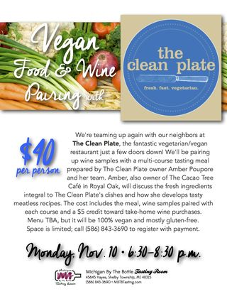 Cleanplate111014posterpic2